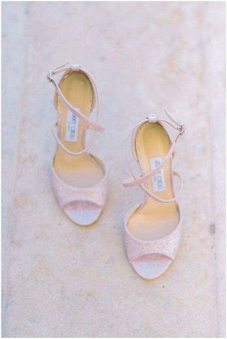 bridal jimmy choo shoes papoutsia